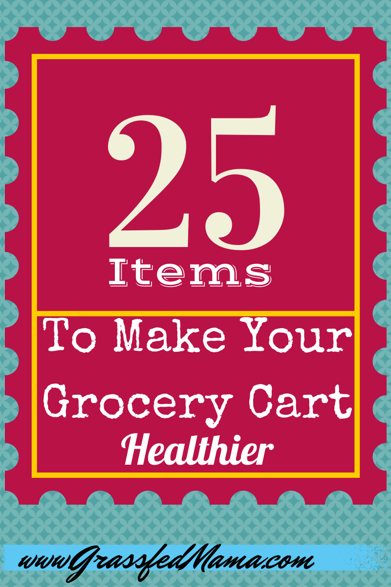 healthiest items in grocery store, healthy grocery shopping list