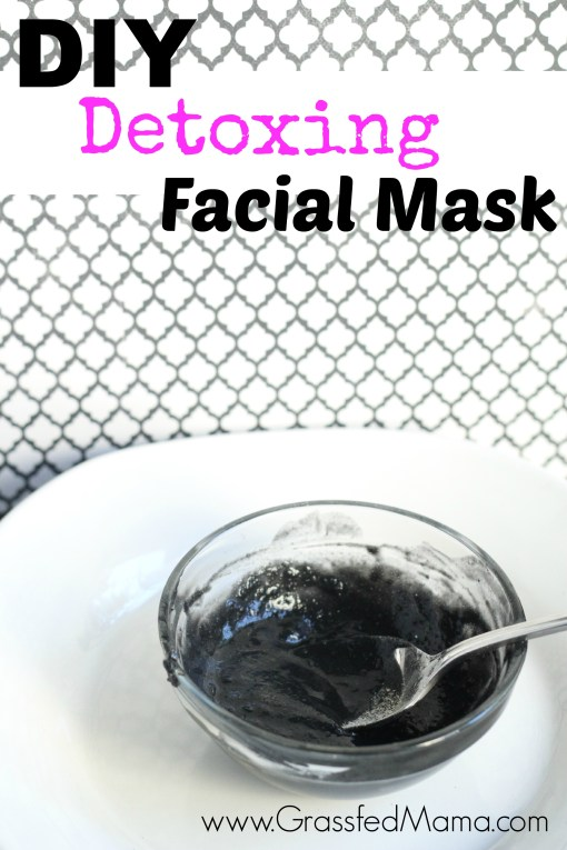 DIY Detoxing Facial Mask
