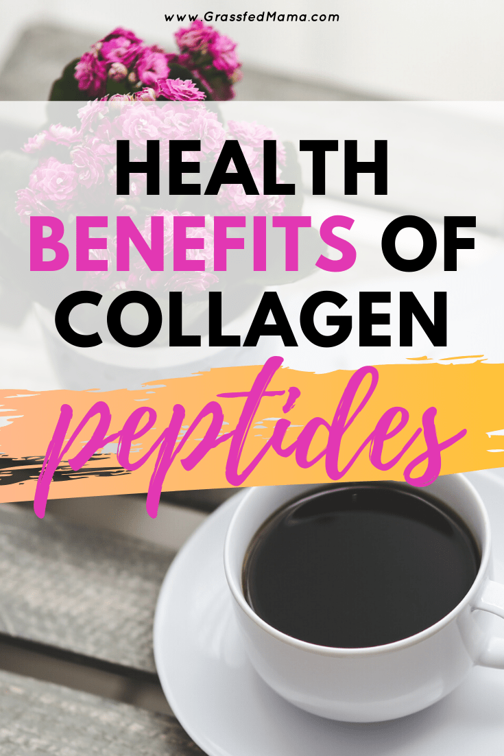 collagen peptides health benefits