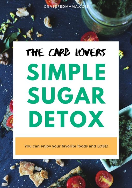 Simple 5 Day Sugar Detox
