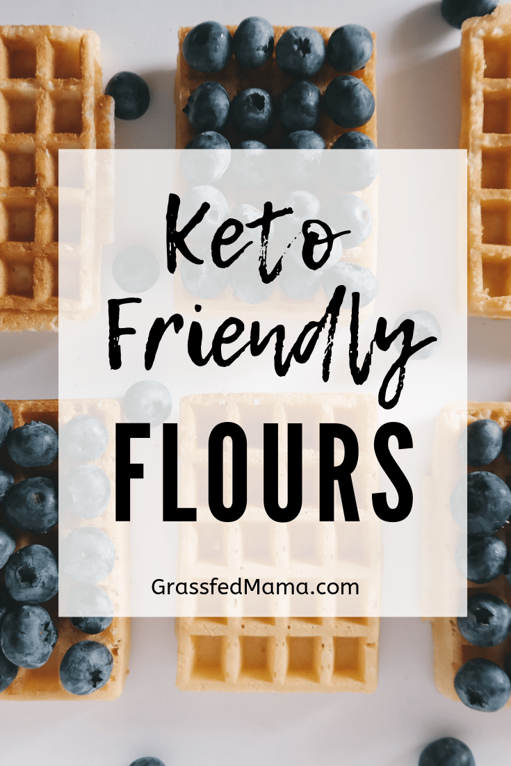 Keto Friendly Flours