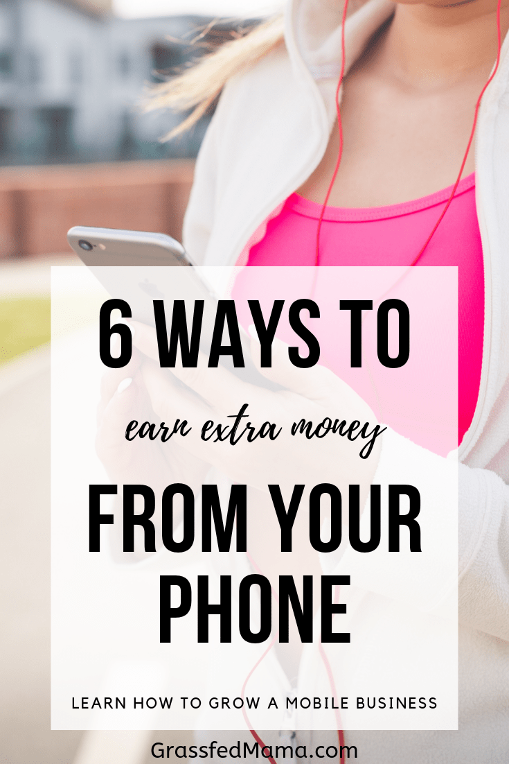 6 Ways to Earn Extra Money From Your Phone