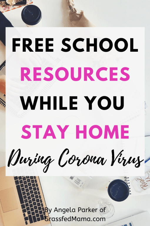 Free At Home School Resources