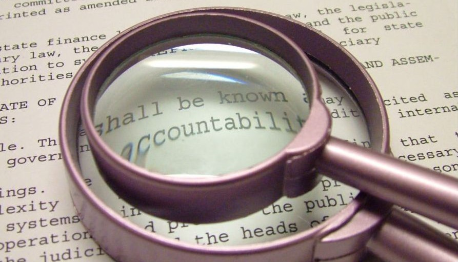 It shouldn't take audits and lawsuits for government to be transparent
