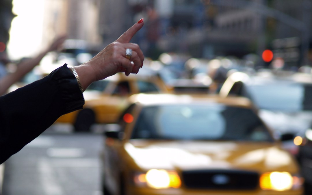 To Taxi or Ride-share?: Limiting Government's Role