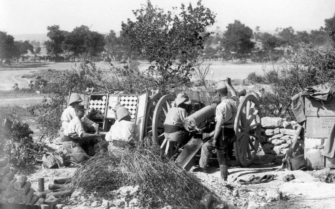 All Quiet on the Dardanelles: Gallipoli Reminds Us of Stupidity of War