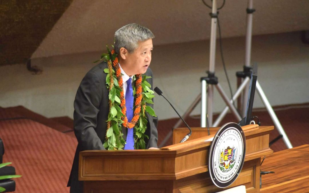 Was 2018 Hawaii Legislature a success?
