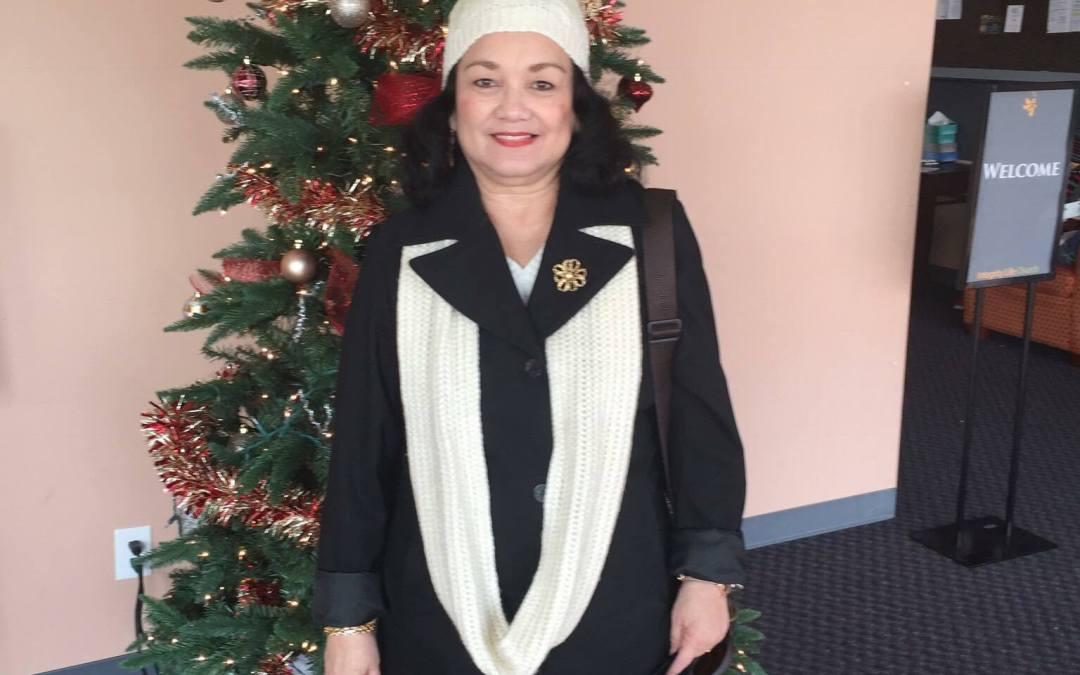 Why Rosemary Garrido left Hawaii