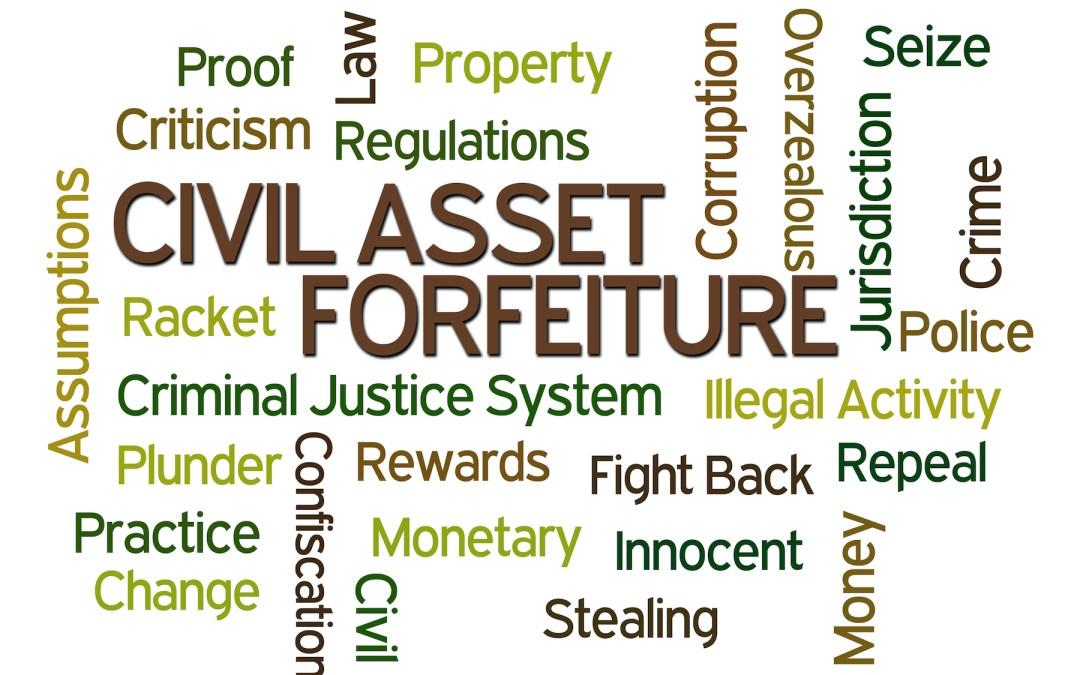 Testimony — SB294, relating to property forfeiture