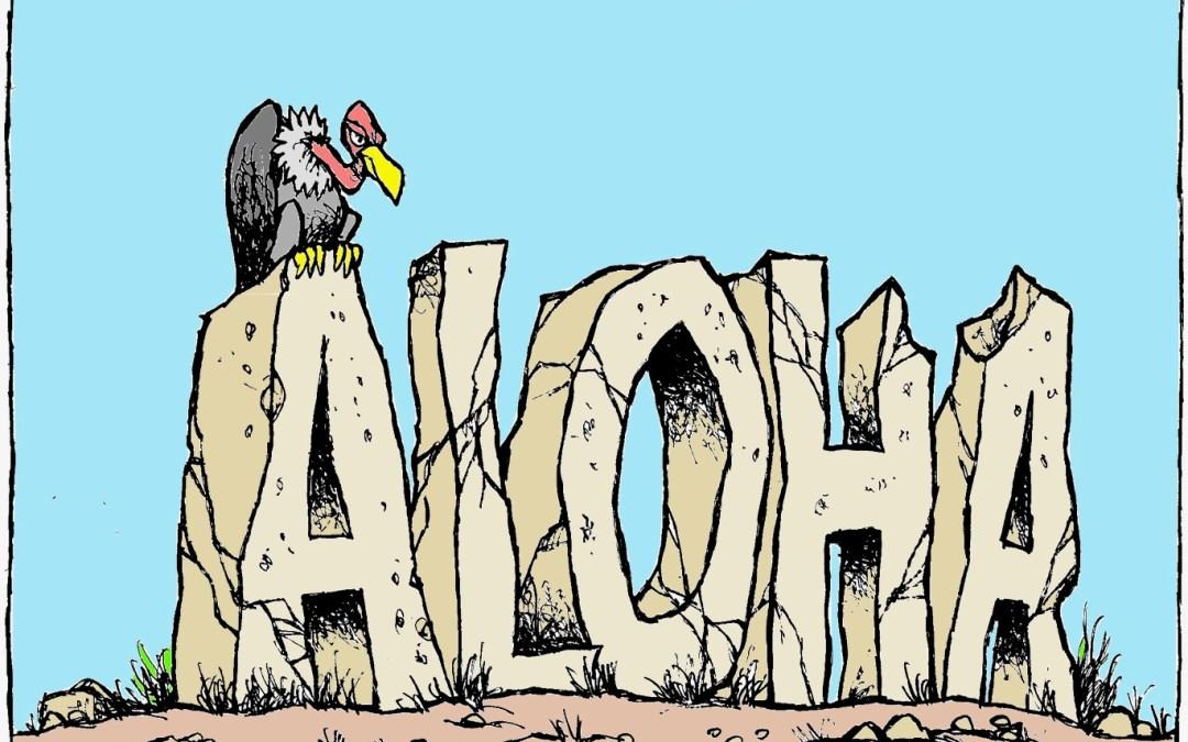 COVID mandates lead to crisis of aloha