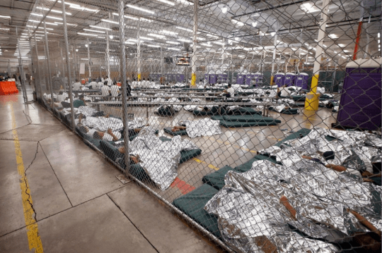 Underaged Immigrants in Detention Centers