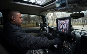 dale brown, detroit threat management center