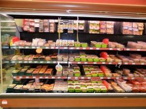 veggieproducten