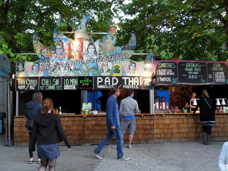 GreenwayFoods @Cactusfestival, Brugge 2011