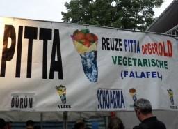 Falafel Pitta @ Cactusfestival, Brugge
