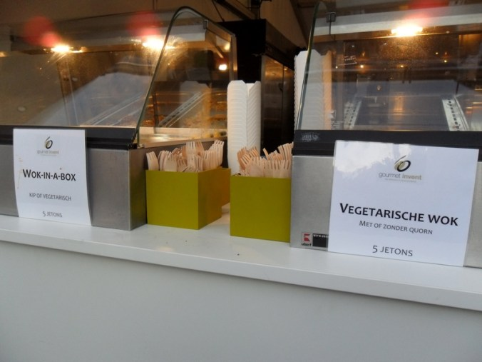 Vegetarische Wok @ Jazz Gent