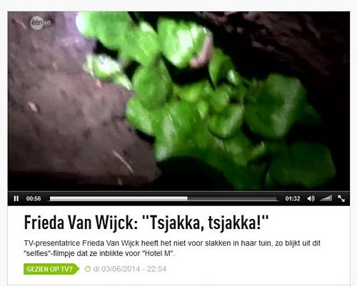 FriedaVanWijck_slak2