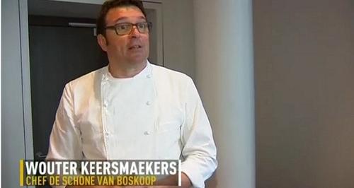 Wouter Keersmaekers, chef Schone van Boskoop