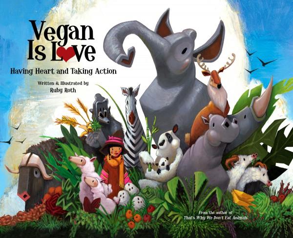 VeganisLove