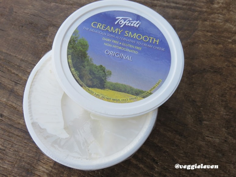 Tofutti cream cheese, original