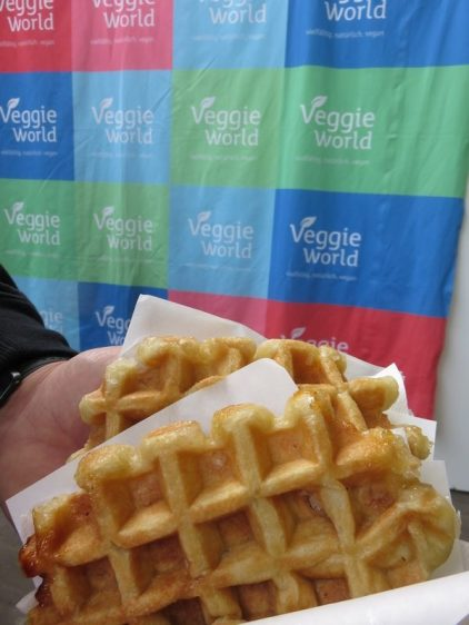 Luikse Wafel, Veggieworld 2017