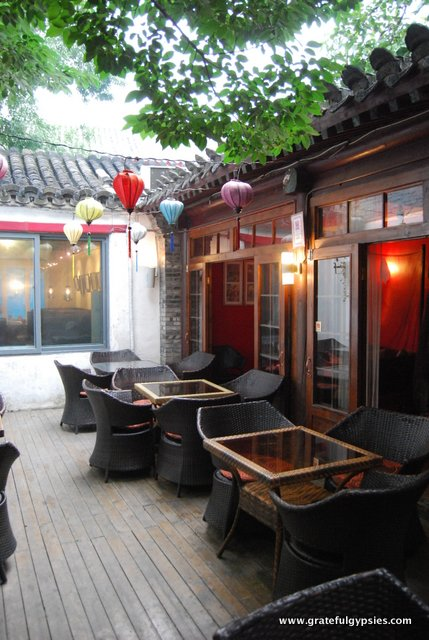 Our favorite spot to hang in Beijing.