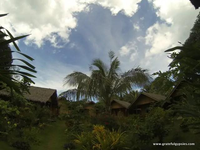 The amazing Reggae guesthouse on Bohol.