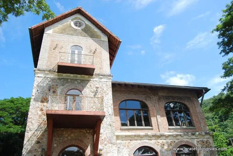 King Sihanouk's former mansion in Kep.