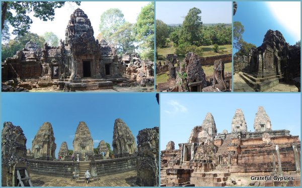 East Mebon temple on the Grand Tour.