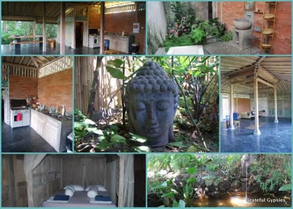 Joglo house Indonesia