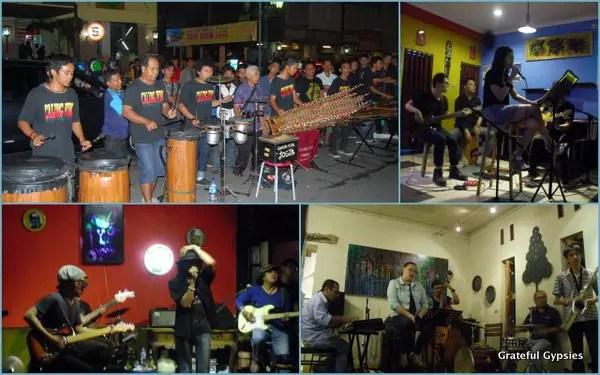 Jogja live music