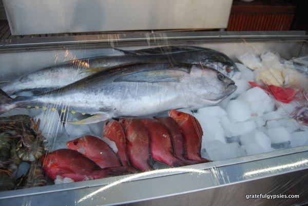 Seafood BBQ time!