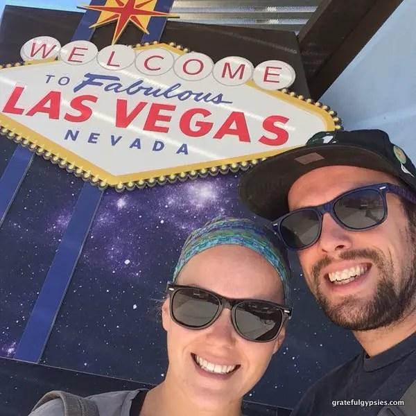 We love Vegas.