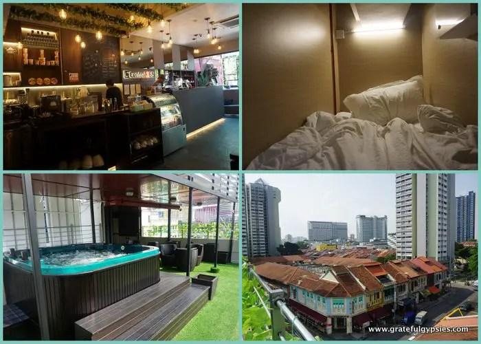 Singapore Central 65 Hostel
