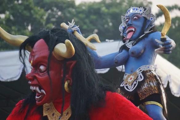 Bali ogoh-ogoh