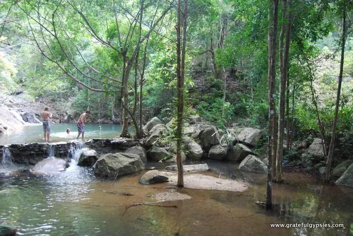 Ko Pha-Ngan hike