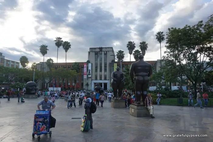 Cost of Living in Medellin - activities