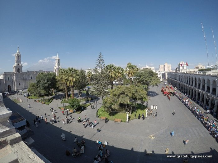 Arequipa Easter
