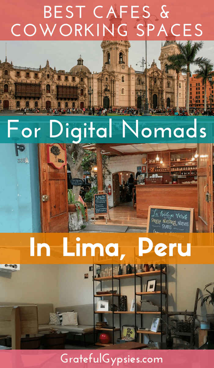digital nomad | Lima Peru | best cafes in Lima