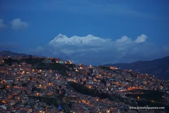 La Paz Peru Hop