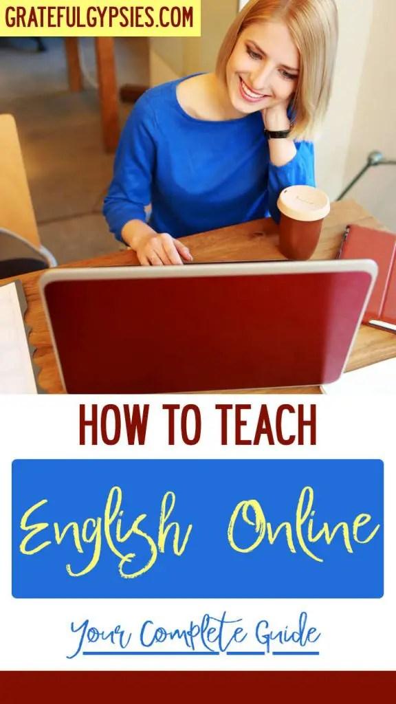 teach English online | how to teach English online | digital nomad jobs