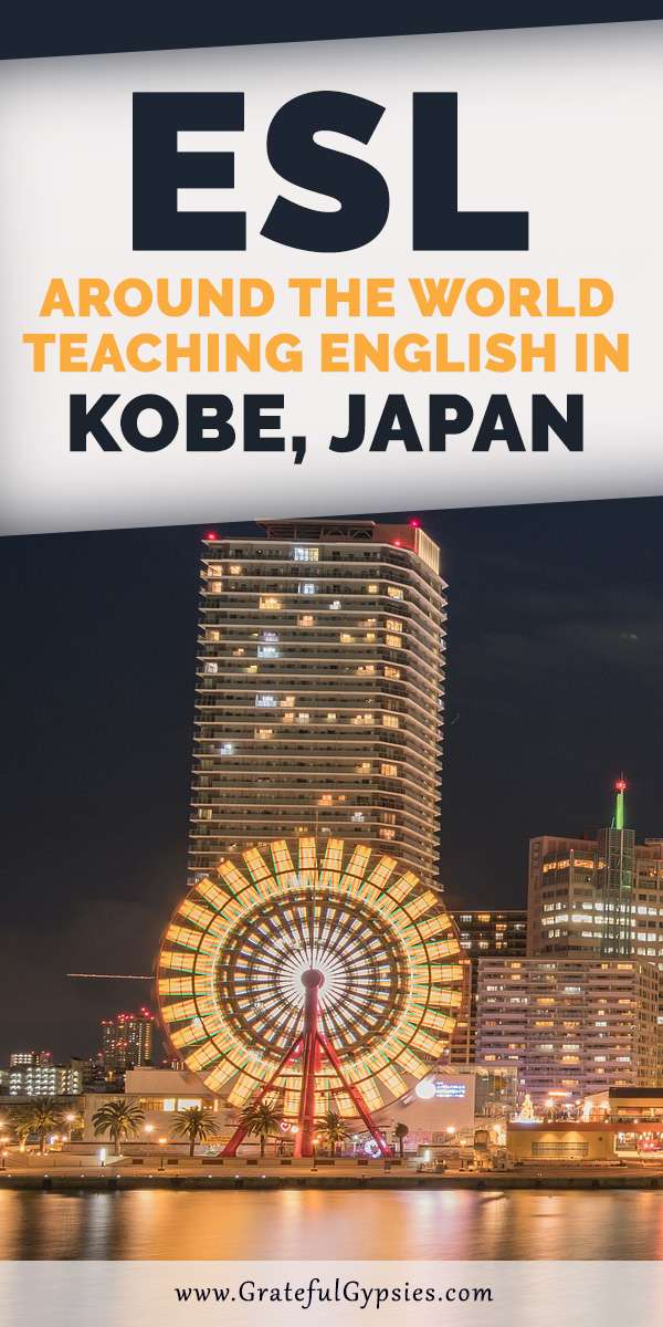 Learn what it's like teaching English abroad in Japan. ESL Around the World is an interview series to show what it's like teaching overseas. #teachabroad #teachingenglishabroad #teachEnglish