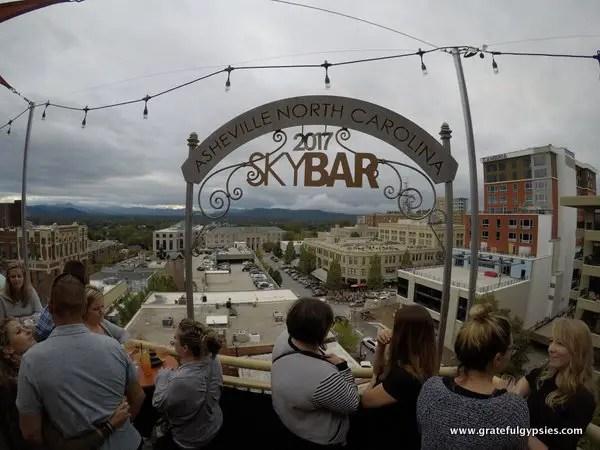 Asheville Sky Bar