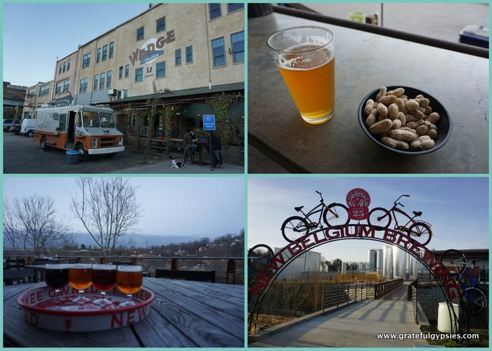 Craft beer in Asheville