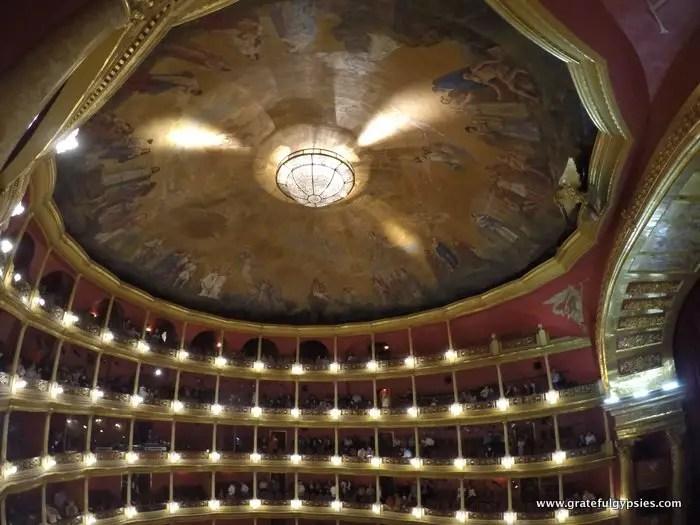 Guadalajara theater