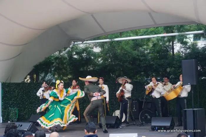 Mexican culture mariachi music