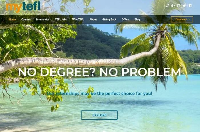best online tefl courses myTEFL