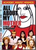 All About My Mother DVD jacket