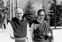 Thomas Merton, Dalai Lama