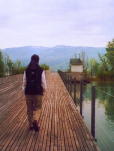 pilgrimage, Br. David